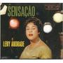 Cd Leny Andrade - A Sensação - 1961 Digipack Novo/lacrado Original