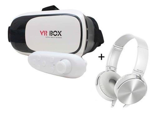 Oculos 3d Com Controle- Celular Video Filme Jogos