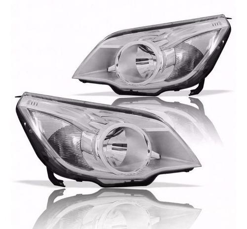 Optica P/ Chevrolet Montana 2009 2010 2011 2012 2013