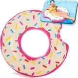 Salvavidas Inflable Flotador Rosquilla, Donut, Dona + Regalo