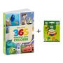 Livro 365 Desenhos Para Colorir Disney - Lindas Ilustrações Original
