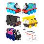 Miniatura Trenzinho Veículos Thomas E Seus Amigos 6 Minis Original