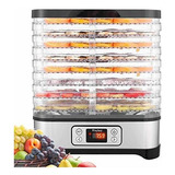 Máquina Deshidratadora De Alimentos Jerky Con Temporizador,