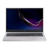 Notebook Samsung Book X30 Prata 15.6 , Intel Core I5 10210u  8gb De Ram 1tb Hdd, Intel Uhd Graphics 1366x768px Windows 10 Home