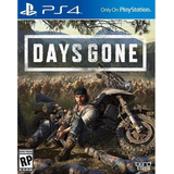 Days Gone Ps4 Formato Fisico Juego Playstation 4