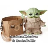 Baby Yoda  Star Wars- The Child Peluche 28cms. Mandalorian