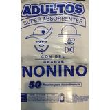 Pañales Nonino Adulto Grande C/gel 50unid.