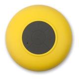 Parlante Noga Go! Ng-p78 Portátil Con Bluetooth Amarillo