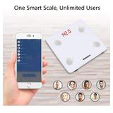 Bascula De Peso Corporal Bluetooth 396 Lb