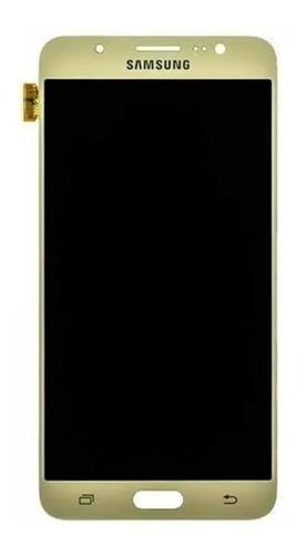 Modulo Pantalla Tactil Samsung Galaxy J7 2016 J710 Reg Bril