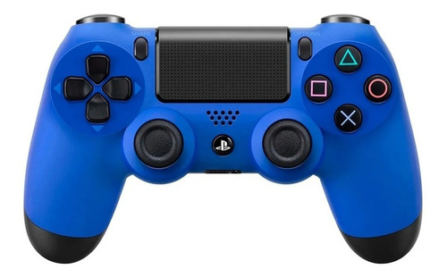 Joystick Ps4 Inalámbrico Original Dual Shock Azul Amv