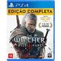 The Witcher 3 Iii Edição Completa Ps4 Português Mídia Física Original