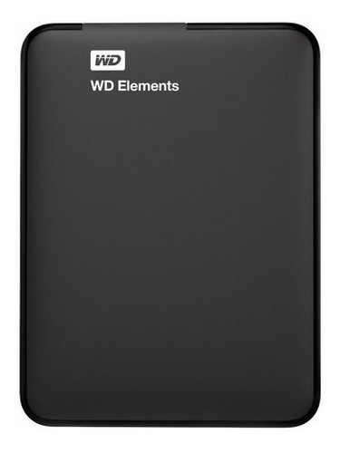 Disco Rigido Externo 2tb Wd Western Digital Elements Nuevo