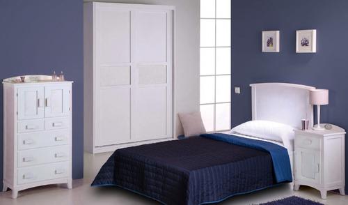 Cover Cubrecama Linea Colors Verano Reversible Liso 1 1/2 Pz
