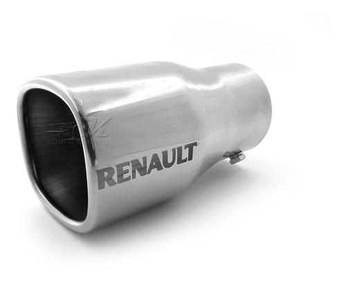 Colilla Salida Escape 61 Mm Renault Duster, Performance