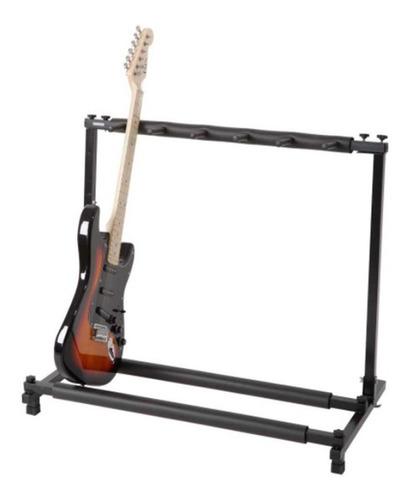 Soporte Guitarra O Bajo 5 Instrumentos