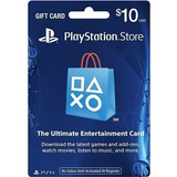 Tarjetas Psn Card O Ps Plus (códigos Digitales)
