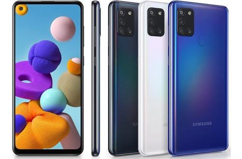 Samsung Galaxy A21s 64gb - Intelec