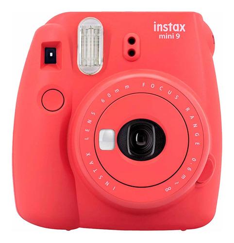 Cámara Instantánea Fujifilm Instax Mini 8 (rojo)