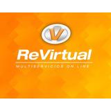 Revirtual - Carga Virtual, Cobros, Pines Y Mucho Más!