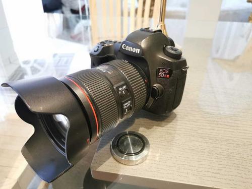 Camara Canon Eos 5dsr 50.6 Mpx