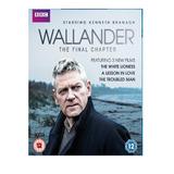 Wallander  - Serie Completa 4 Temporadas - Dvd