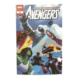 Marvel Comics Avengers Tomo 5 Panini Original En Español
