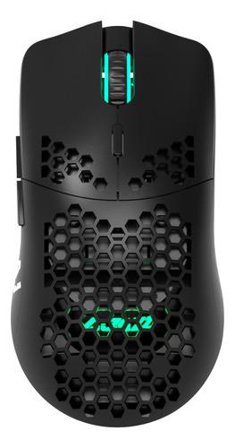Ajazz Aj390 - Ratón Para Juegos Con Cable Usb Con 7 Teclas