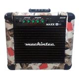 Amplificador Mackintec Maxx 15 Para Guitarra De 15w Cor Italy 110v/220v