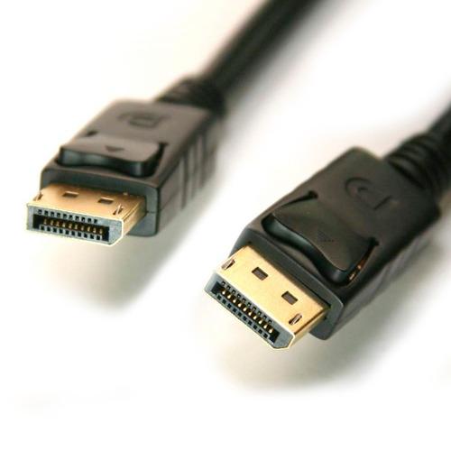 Cable Display Port De 1.5 M. Alta Calidad. Todovision