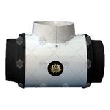 Extractor / Intractor Turbina Doble 6p 3 Vel /c - El Sensei