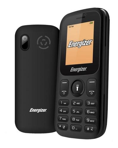 Celular Liberado Energizer E10+ Negro Dual Sim 2g Libre