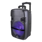 Alto-falante Tedge Tk-3612 Portátil Com Bluetooth Preto 110v/220v