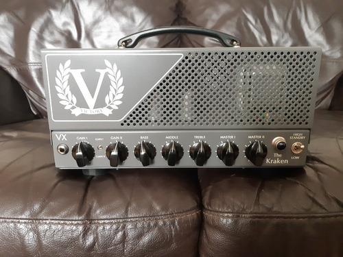 Victory Vx The Kraken Amplificador Cabezal