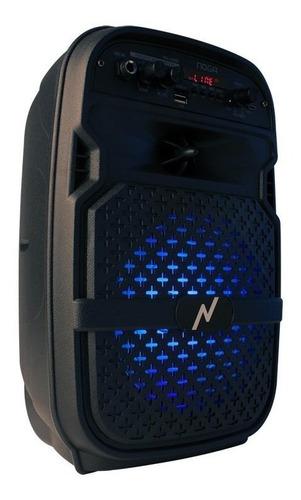 Parlante Portatil Inalambrico Bluetooth Usb Sd Fm Noga 400bt