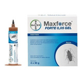 Gel Insecticida Mata Cucarachas Maxforce Jeringa 30grs