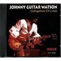Cd / Johnny Guitar Watson = Gangster Of Love (rock 53) Original