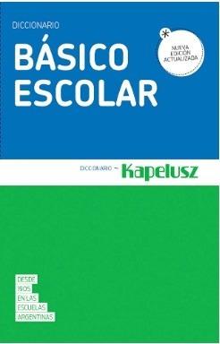 Diccionario Básico Kapelusz