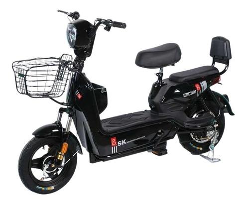 Bicimoto Electrica ,scooter Con Alarma