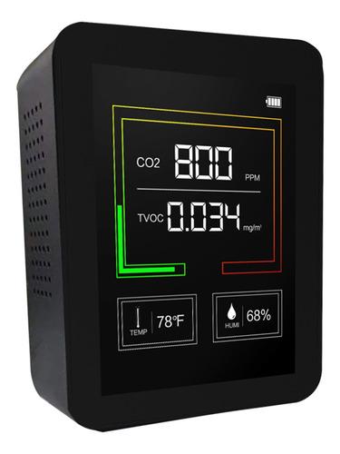 Medidor De Dióxido De Carbono Temperatura/humedad Calidad De
