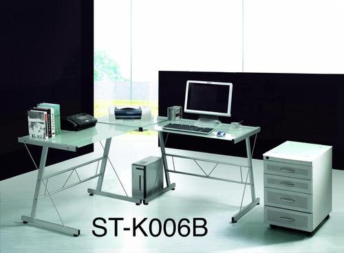 Centro De Trabajo De Vidrio Model St-k006b