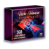 Tech House Essencial - Sample Y Loop Pack, Super Completo