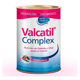 Valcatil Complex Nutricion Cabellos Uñas Lata 260gr Ofert