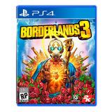 Borderlands 3 Ps4 Day 1 Bonus Edition Nuevo Físico Sellado