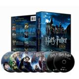 Harry Potter Saga Completa + Animales Fantasticos - 10 Dvds