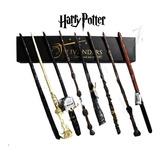 Varitas Harry Potter En Caja Ollivander De Lujo Ed. Especial