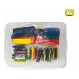 Kit Funda Termoencogible Diferentes Calibres Colores +caja