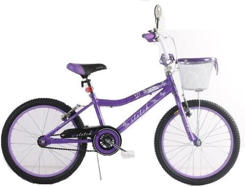 Bicicleta Rod 20 Dama C/canasto Oferta Casa Imperio¡¡¡
