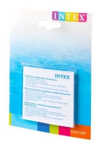 6 Parches Para Inflables Reparacion Albercas Intex Bestway