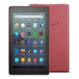 Tablet  Amazon Fire 7 2019 Kfmuwi 7  16gb Plum Con 1gb De Memoria Ram